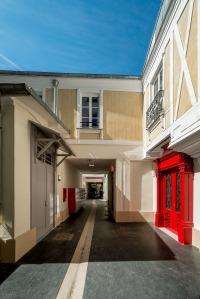 ATELIER D'ARCHITECTURE ELC RÉHABILITATION DU PASSAGE REILHAC LA VENELLE 2
