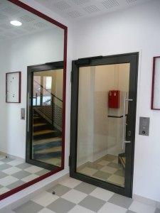 ATELIER D'ARCHITECTURE ELC REHABILITATION LOURDE RUE DE VOUILLE PARIS 15