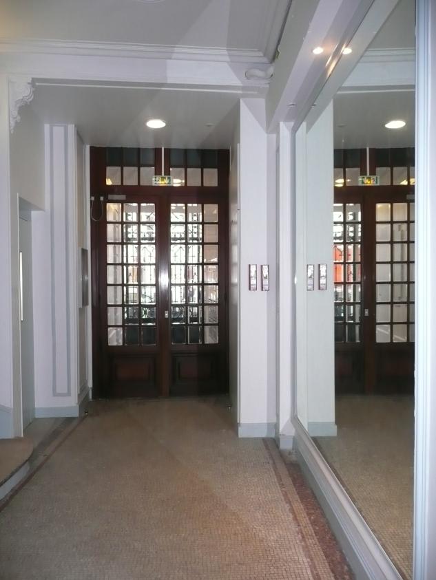 REHABILITATION LOGEMENTS HAUSSMANIENS LE HALL